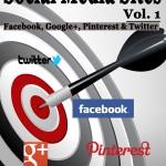 Social Media Sites – Facebook, Google+, Pinterest & Twitter