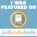 I Was Featured On Just Kindle Books