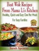 Free: Best Wok Recipes from Mama Li's Kitchen