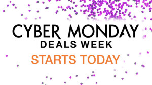We'll tweet about Cyber Monday deals, all our Deals of the Day, and Lightning Deals. - Install the Amazon mobile app and shop our deals from anywhere. - Install Amazon Assistant to get daily top deal notifications in your browser.