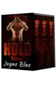 Hold Trilogy (MMA Fighter Romance)