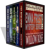 Emma Frost Mystery Series: Vol 1-5