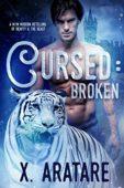 Cursed: Broken (An M/M Retelling of Beauty & The Beast)