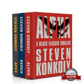 The Black Flagged Thriller Series (Boxset: Books 1-3)