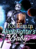 Alien Fighter's Baby (Captured Science Fiction Romance)