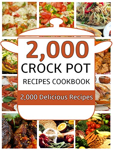 crock pot recipes: Everyday Crock Pot For Beginners(crock ... |Vintage Recipe Book Crock Pot