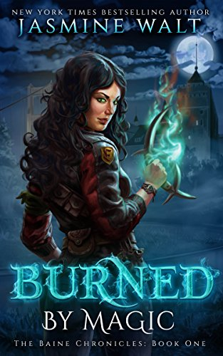 Fantasy Book Cover Posters ~ Free burned by magic kindle books