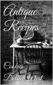 Antique Recipes: Cookies