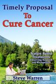 Free: Timely Proposal To Cure Cancer