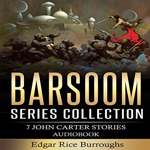 Barsoom Series Collection Just Kindle Books