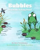 Bubbles, Big Stink in Frog Pond