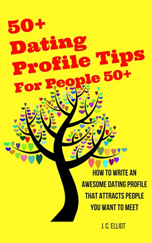 Online dating profiles for people over 50