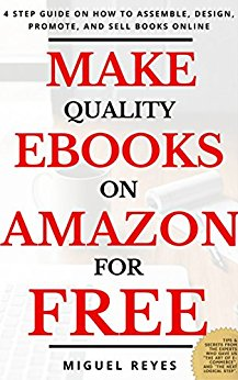 make quality ebooks on amazon for free free kindle books