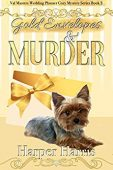 Gold Envelopes & Murder: Val Masters Wedding Planner Cozy Mystery Series (Book 2)
