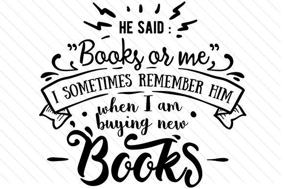 Choose books over boys.