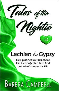 Lachlan and Gypsy (Tales of the Nightie Book 2)