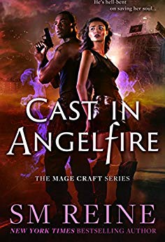 Cast in Angelfire (The Mage Craft Series, Book 1)