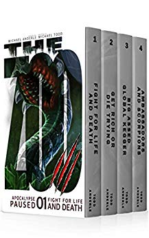 Apocalypse Paused Boxed Set One (Books 1-4)