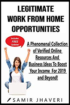 Legitimate Work From Home Opportunities