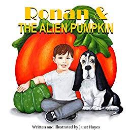Ronan and the Alien Pumpkin