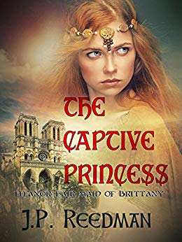 THE CAPTIVE PRINCESS by J.P. Reedman