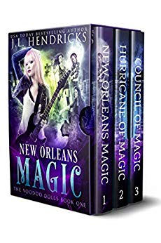 The Voodoo Dolls Boxed Set (Books 0-3)