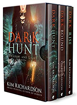 The Shadow and Light Series, Books 1-3