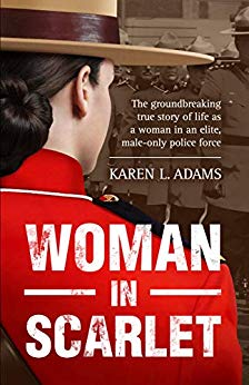 Woman In Scarlet: The groundbreaking true story of life as a woman in an elite, male-only police force