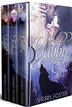 Safe Haven Wolves Box Set 1: Books 1-3, Gabby, Trina, Kate