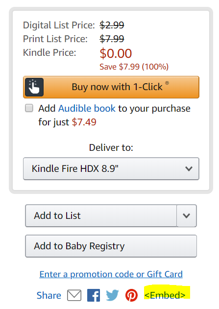 How to Use Kindle Instant Preview to Boost Your Book Sales | JUST