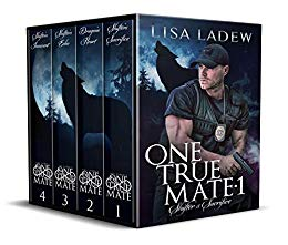 One True Mate Series Bundle, Books 1-4