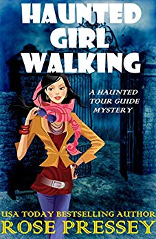 Haunted Girl Walking