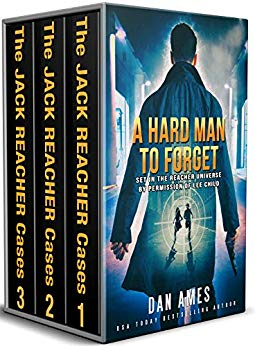 The Jack Reacher Cases (Books #1, #2 & #3)