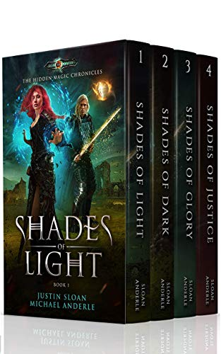 The Hidden Magic Chronicles Boxed Set