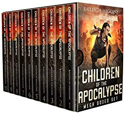 Children of the Apocalypse - Mega Boxed Set
