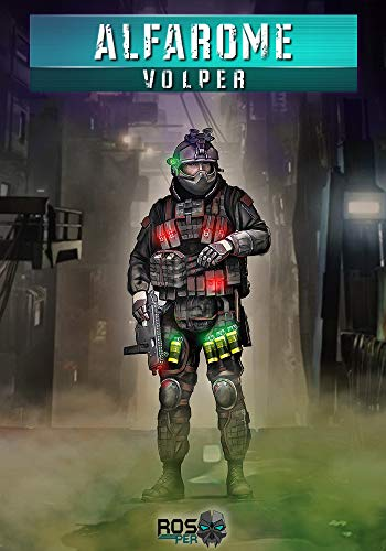 Volper (Alfarome. Book 1) LitRPG Series