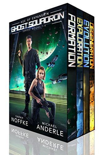 Ghost Squadron Boxed Set (Books 1-4)