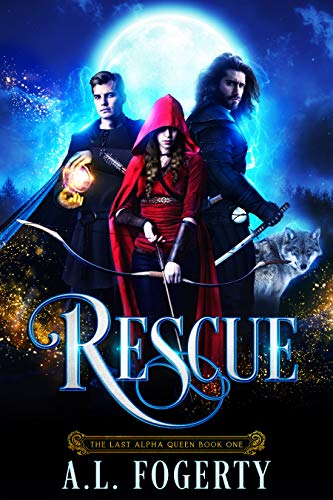 Rescue (The Last Alpha Queen)