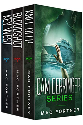 Cam Derringer Series: Books 1-3