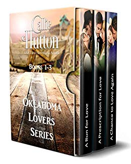 Oklahoma Lovers Series Boxset: Books 1-3