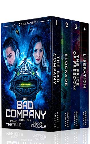 The Bad Company Boxed Set