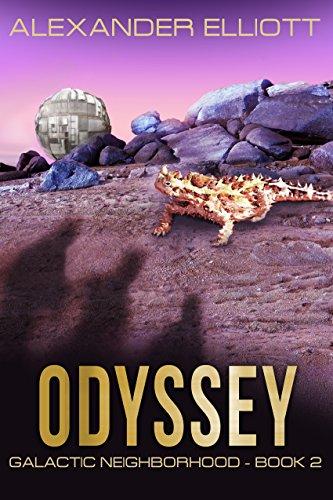 Odyssey - Galactic Neighborhood, Book 2