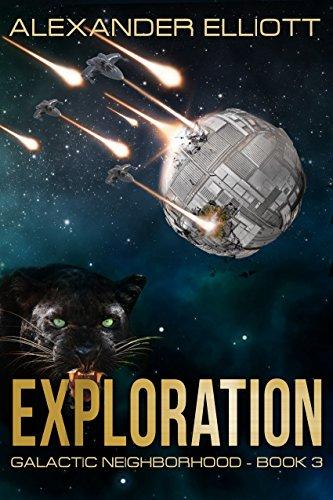 Exploration - Galactic Neighborhood, Book  3