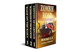 The Zombie Road Omnibus: Road Kill Collection