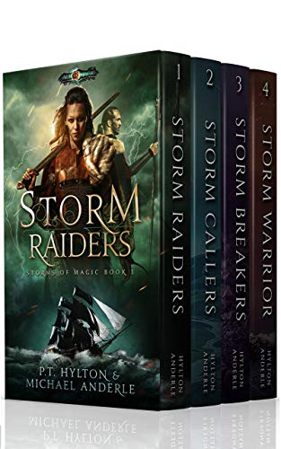 Storms Of Magic Boxed Set