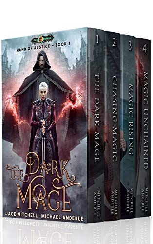 Hand of Justice Boxed Set (Books 1 - 4)