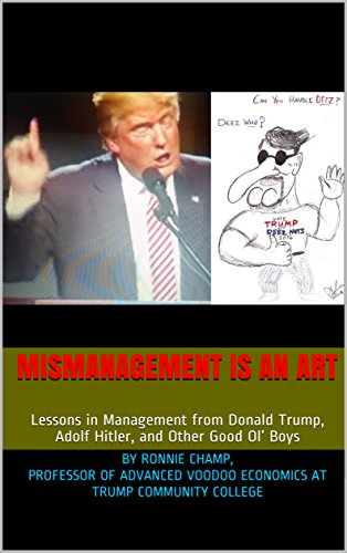Mismanagement Is an Art (Satire)