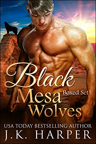 Black Mesa Wolves Box Set