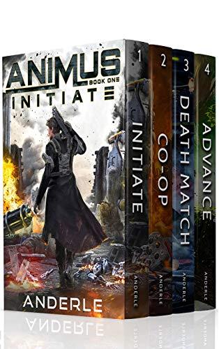 Animus Boxed Set 1 (Books 1-4)
