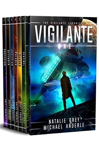 The Vigilante Chronicles Omnibus